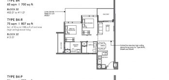 leedon-green-condo-floor-plan-2-bedroom-b4-singapore