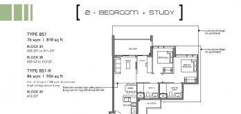 leedon-green-condo-floor-plan-2-plus-study-bs1-singapore