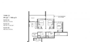 leedon-green-condo-floor-plan-3-bedroom-c1-singapore