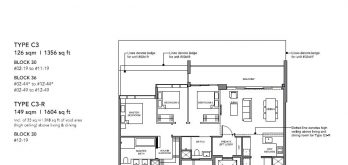 leedon-green-condo-floor-plan-3-bedroom-exclusive-c3-singapore