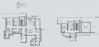 leedon-green-condo-floor-plan-garden-villa-type-e3-singapore
