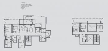 leedon-green-condo-floor-plan-garden-villa-type-e5-singapore