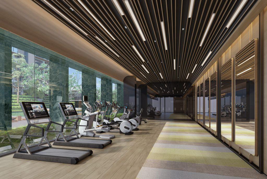 leedon-green-condo-gym-singapore