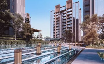 leedon-green-condo-pool-area-singapore